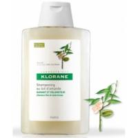 شامپو شیر بادام کلوران-Klorane Shampoo With Almond Milk