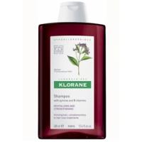 شامپو کنین کلوران 400 میل-Klorane Shampoo With Quinine And B Vitamins
