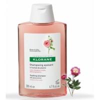 شامپو گل صد تومانی کلوران-Klorane Shampoo With Extract